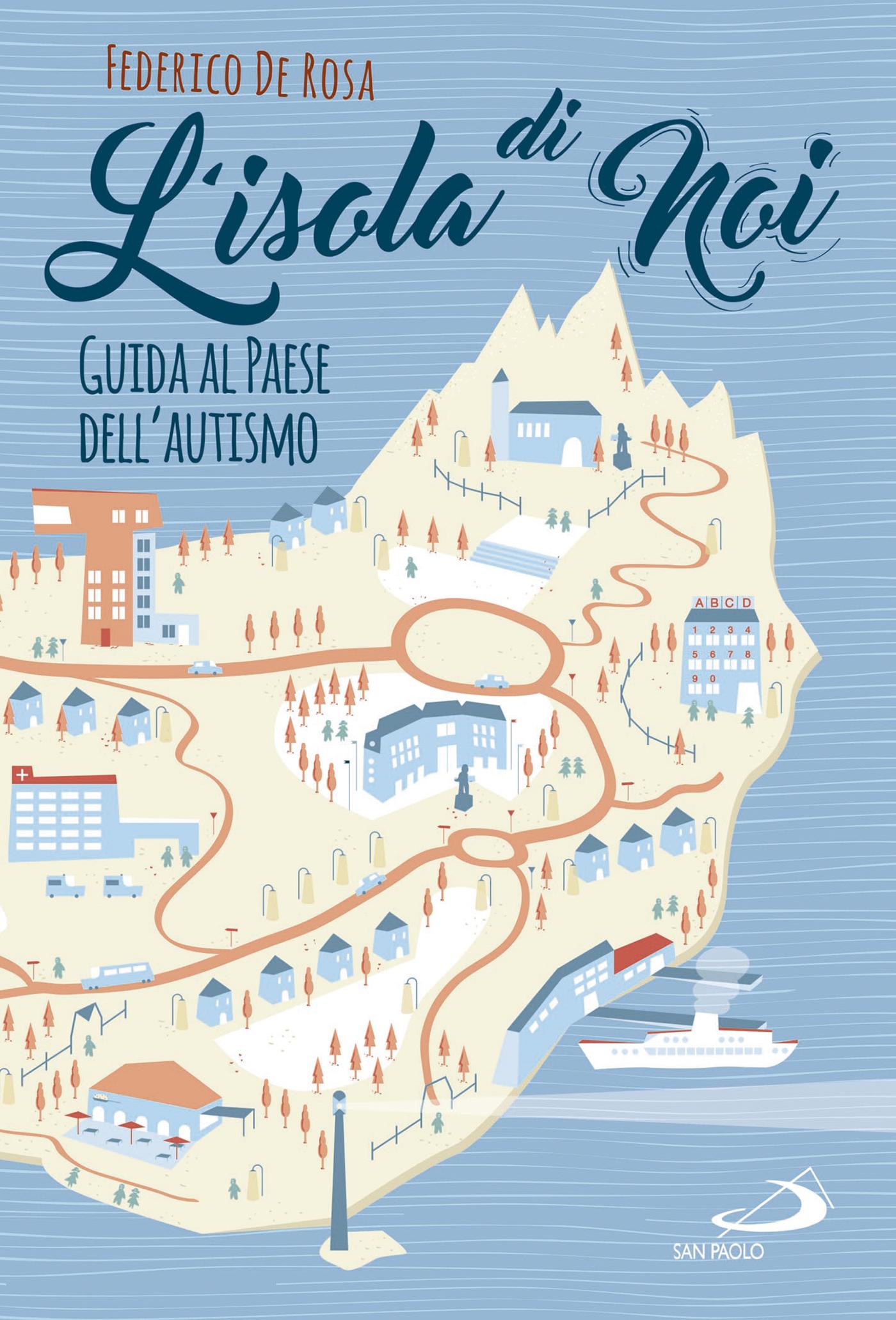 L&#8217;isola di noi <br> Federico de Rosa