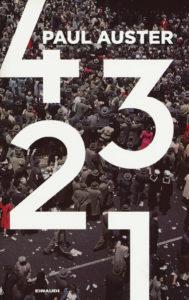 4321 <br> Paul Auster