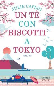 Un tè con biscotti a Tokyo <br> Julie Caplin